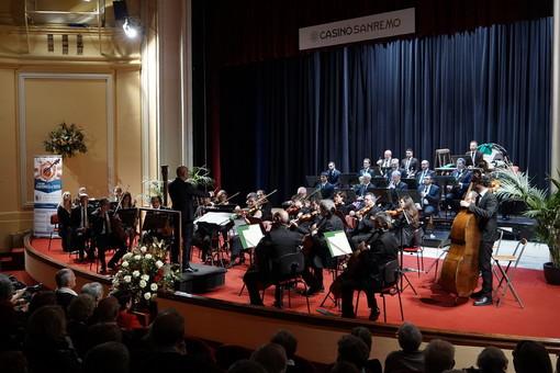 Sanremo: riaprono i teatri e torna anche l'Orchestra Sinfonica, primo concerto giovedì al Casinò