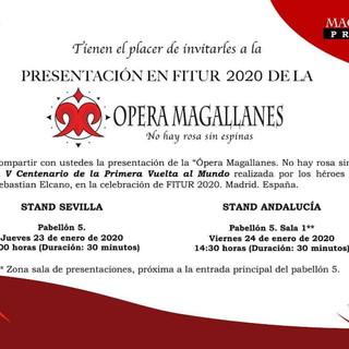 Domani e venerdì l'opera del Maestro taggese Marco Reghezza alla fiera del turismo di Madrid