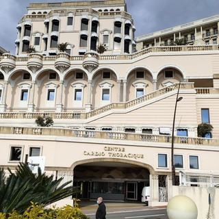 Principato di Monaco: dimesso questa mattina dall'ospedale il leader di Forza Italia Silvio Berlusconi