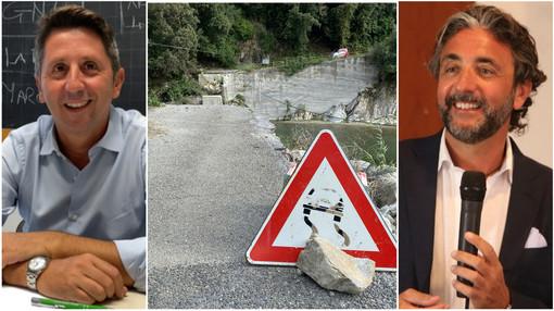 Protocollo d'intesa tra Taggia e Badalucco: ecco come i due comuni porteranno Meosu fuori dall'isolamento