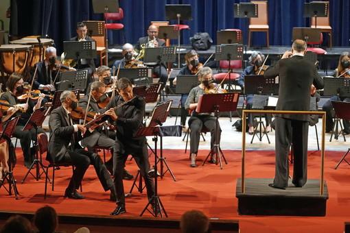 Sanremo: domani l'Orchestra Sinfonica nell'ultimo appuntamento di giugno al Teatro del Casinò
