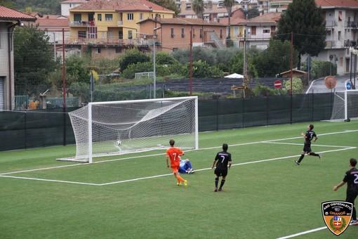 Le immagini del match tra Ospedaletti e Arenzano