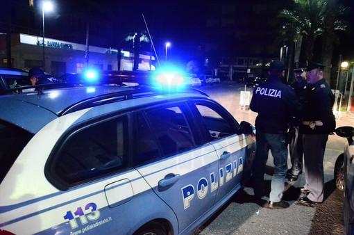 Ventimiglia: triplice furto sul lungomare, Polizia scopre e denuncia coppia di giovanissimi