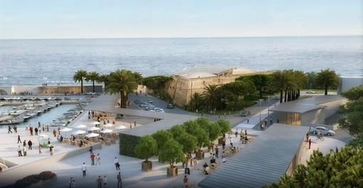 Il progetto della 'Porto di Sanremo'