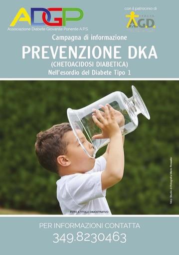 Al via la campagna di sensibilizzazione dell'associazione Diabete Giovanile Ponente APS