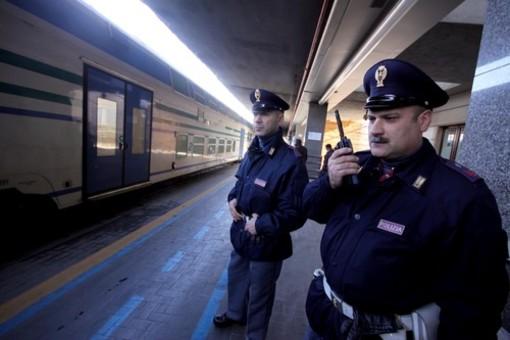 Operazione Active Shield anche nelle stazioni ferroviarie della Liguria: 50 pattuglie in campo e 468 persone identificate