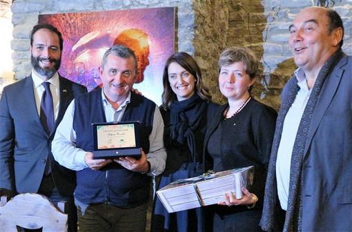 Libri da Gustare: grande successo per la premiazione di Vito e Pier Ottavio Daniele ad Acqui Terme (Foto)
