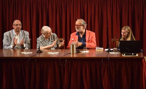 Sanremo: presentato ieri ai 'Martedì Letterari' il libro 'Resistenza svelata' di Daniele La Corte (Foto)
