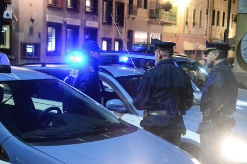 Vallecrosia: si rifugiava negli alberghi della zona per confondere le tracce, spacciatore arrestato dalla Polizia