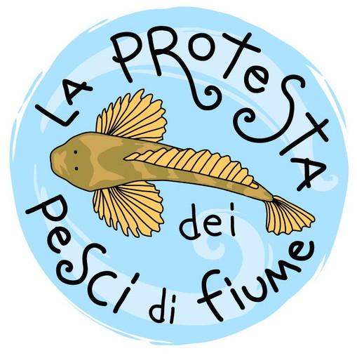 Pigna: sabato prossimo sulle rive dei laghetti sul Rio Carne la 'Protesta dei pesci di fiume'