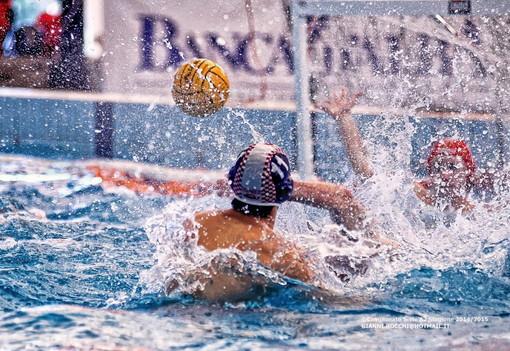 Pallanuoto maschile: domani pomeriggio torna in vasca la Rari Nantes maschile, alla 'Cascione' arriva l'Andrea DOria