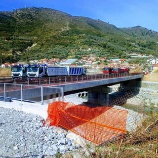 """Ventimiglia: Scullino e Ascheri confermano """"Vogliamo terminare il ponte di Bevera per far uscire la frazione dall'isolamento"""""""