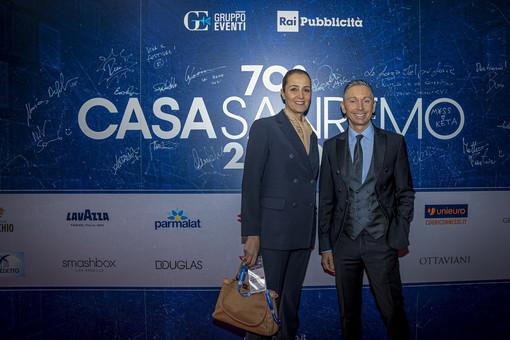 #Sanremo2020: grande successo a 'Casa Sanremo' per il convegno 'I segreti delle piante per una voce sempre giovane' con Gianluca Mech