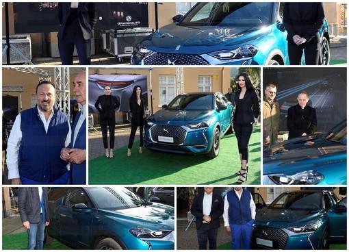 Sanremo: con 'GrandiAuto' presentata ieri al Golf Club degli Ulivi la nuova Ds3 Crossback (Foto)