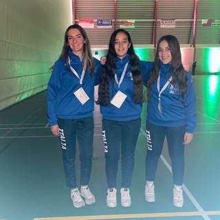 Pallapugno: le sorelle Di Curzio e Sofia Gerini in Olanda per gli Europei giovanili, la soddisfazione di coach Motosso e della San Leonardo Imperia