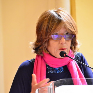 La giornalista e scrttrice Laura Guglielmi ospite a Imperia della rassegna 'Un libro aperto: storie, parole, pagine'
