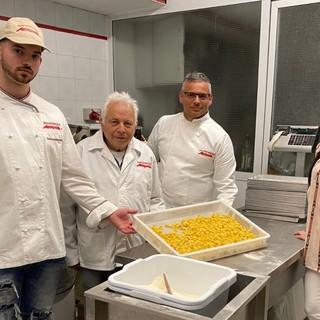 """Target: la storia del pastificio Pasta Fresca Morena a Ventimiglia, """"cose buone che fanno bene"""""""