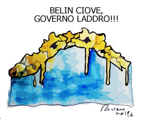 Frane e alluviONI, i cittadini si sono rotti i c….ONI!!!