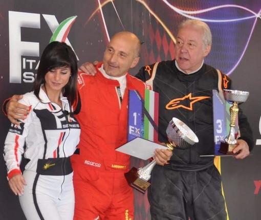 Automobilismo: i driver sanremesi Kevin e Vinicio Liguori e Danilo Laura tornano in pista domenica prossima