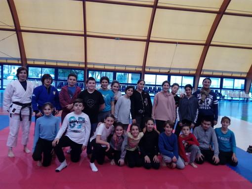 Ventimiglia: grande successo per il corso di judo alla Scuola Media di Roverino (Foto)