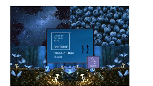 Ilcolore di tendenza del 2020 è Classic Blue Pantone 19-4052: come abbinarlo