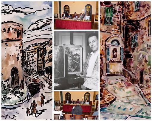 Sanremo: dal 24 marzo al Casinò la mostra di Giuseppe 'Pipin' Ferrari pittore del '900 ma sguardo contemporaneo