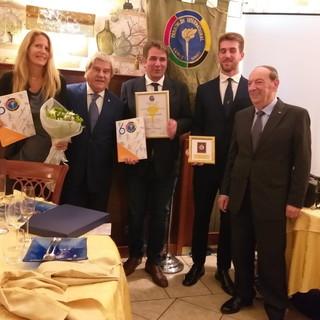 Canottaggio: consegnato a Federico Garibaldi (Santo Stefano) il premio 'Morosetti 2019'