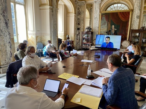 La riunione della Prima Commissione