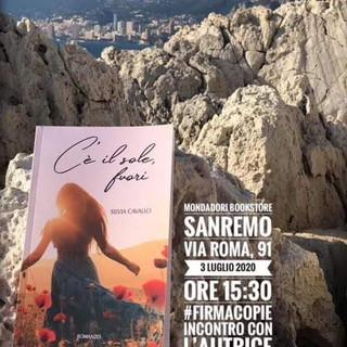 Sanremo: oggi pomeriggio al Mondadori Bookstore la presentazione del nuovo libro di Silvia Cavallo