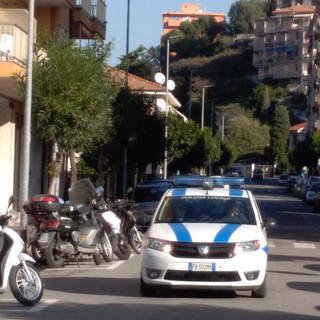 Vallecrosia: serie di interventi negli ultimi giorni, il nuovo servizio della Polizia Municipale funziona