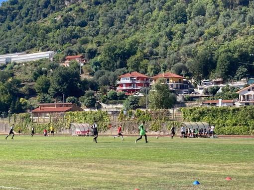 Calcio, prima sessione di formazione con il Torino Fc Academy per la Polisportiva Vallecrosia Academy