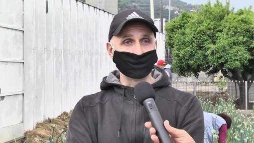 Camporosso (IM): il profumo e il sapore della biodiversità nel giardino di Marco Damele (Video)