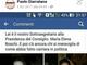 Post su Facebook condiviso da Luigino Dellerba: il piccato intervento del Senatore Vattuone