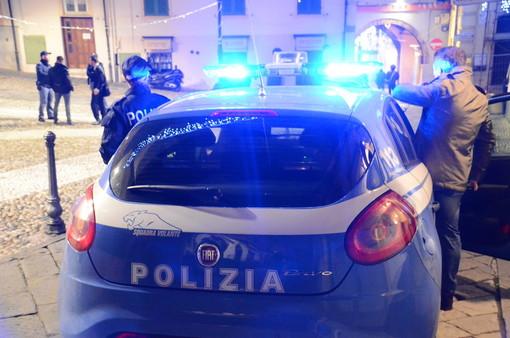 Ventimiglia: tunisino arrestato sul lungomare dalla Polizia per furto aggravato, resistenza e minacce