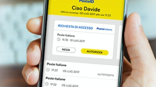 Identità Spid, anche in provincia di Imperia boom di richieste tramite Poste Italiane