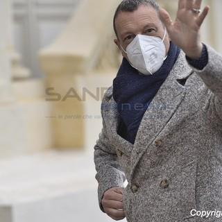 Amadeus, conduttore e direttore artistico del 71° Festival di Sanremo