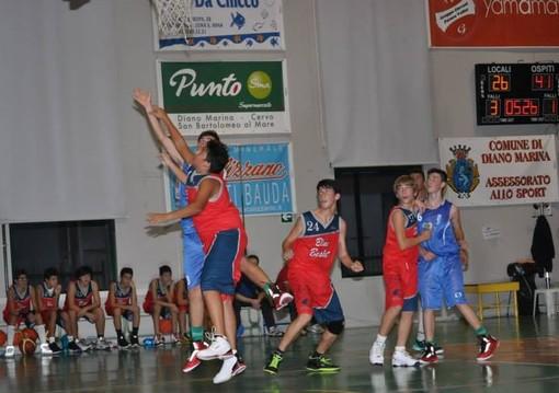 Pallacanestro: i risultati delle formazioni giovanili (U14 e U15) del Blue Basket Diano