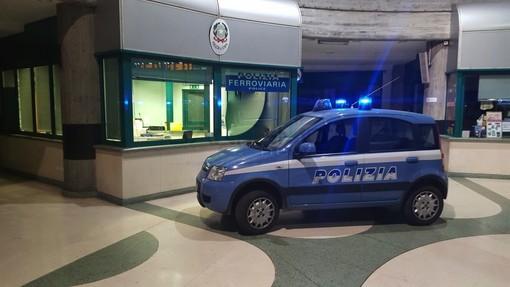 21enne sparito da Catanzaro rintracciato dalla Polfer su un treno in arrivo a Sanremo