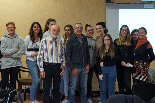 Sanremo: conferenza sul progetto 'Pon' al Liceo Cassini, ricerca per ricostruire la storia locale (Foto)