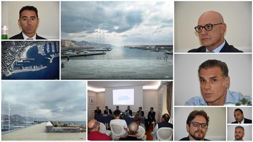 Sanremo: il gruppo Cnis Portosole presenta il progetto per la seconda vita di Porto Vecchio (Foto, Video e Interviste)