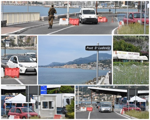 Si aprono i confini tra Italia e Francia: ecco cosa cambia, c'è attesa per l'arrivo nella nostra provincia dei vacanzieri (Foto e Video)