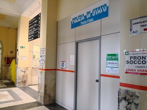 """Sanremo chiede il ritorno del presidio di Polizia all'ospedale, al Prefetto la lettera firmata all'unanimità da maggioranza e opposizione. Il Grande: """"Tutti uniti sui temi importanti"""""""