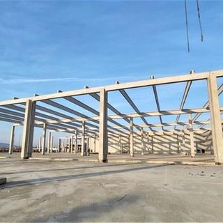 Prefabbricati Guerrini: Nuove soluzioni per la logistica e le grandi superfici destinate ai magazzini