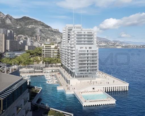 Principato di Monaco: azienda italiana ottiene una commessa da 3,8 milioni di euro nel progetto mare terra di Renzo Piano