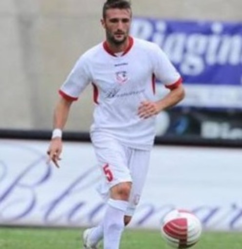 Calcio, Serie B. L'ex Sanremese Fabrizio Poli firma per la Virtus Entella