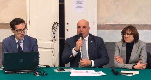 Sanremo: presentate dall'Assessore Regionale Gianni Berrino le politiche attive per i giovani (Foto)