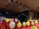 I palloncini al teatro Ariston