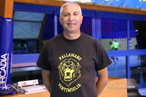 Pallamano: il tecnico ventimigliese Pippo Malatino responsabile del Progetto 'Levant '06'