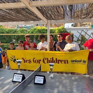 Ping Pong for Unicef: i risultati della prima tappa dei Tornei Estivi del Golfo Tabiese (foto)