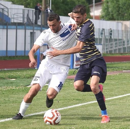 Alla Sanremese Calcio arriva il centrocampista Paolo Valagussa